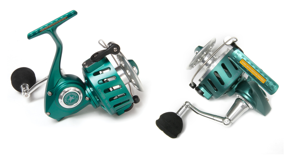 Limited Edition Spinning Reel